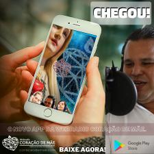 Baixe o nosso app na Play Store
